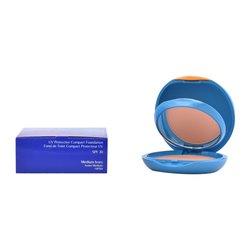 "Base de Maquilhagem Uv Protective Shiseido (SPF 30) ""Dark Ivory - 12 g"""
