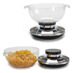 bilancia da cucina 5kg (10 x 21,5 x 21 cm)