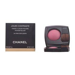 """Fard Joues Contraste Chanel """"72 - rose initiale 4 g"""""""
