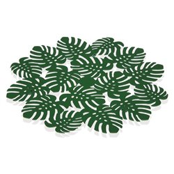 Sottopentola Metallo (22 x 1 x 22 cm) Verde
