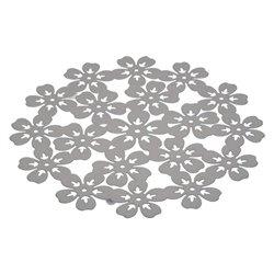 Sottopentola Metallo (22 x 1 x 22 cm) Fiore