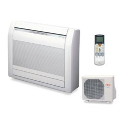 Fujitsu Klimaanlage AGY35UI-LV Split Inverter A++ / A+ 3010 fg/h Kalt + heiß Weiß