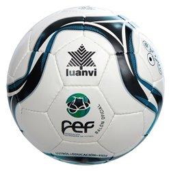 Pallone da Calcio a 5 Luanvi Fef Zagalin Fs PVC (58 cm)