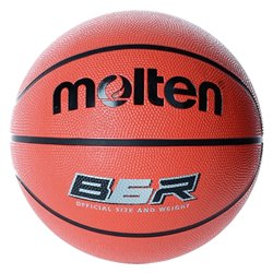 Pallone da Basket Molten B6R2 Gomma (Taglia 6)