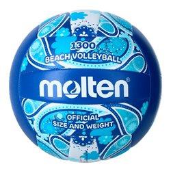 Pallone da Beach Volley Molten V5B1300 Marino (Taglia 5)