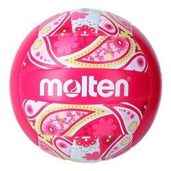Pallone da Beach Volley Molten V5B1300 Rosa (Taglia 5)