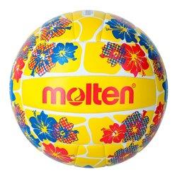 Pallone da Beach Volley Molten V5B1300 Giallo (Taglia 5)