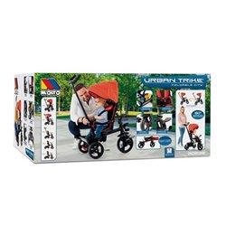 Triciclo Urban Trike Basic Moltó (99 cm)