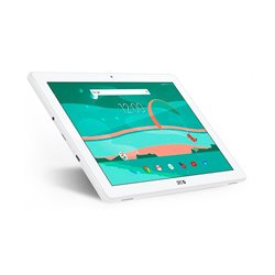 "Tablet SPC GRAVITY 10,1"" Quad Core HD 1 GB RAM 16 GB Bianco"