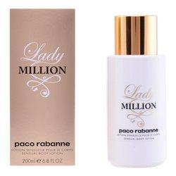 Body Lotion Lady Million Paco Rabanne (200 ml)