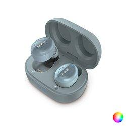 Auricolari Bluetooth con Microfono Philips TAT2205/00 Azzurro