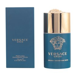 Deodorante Stick Eros Versace 75 ml