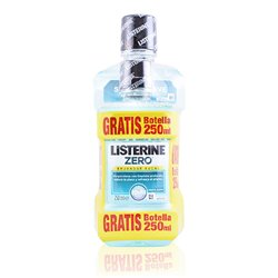 "Bain de Bouche Zero 0% Listerine ""500 ml"""