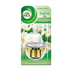 Air Wick White Bouquet Air Freshener Refills x1