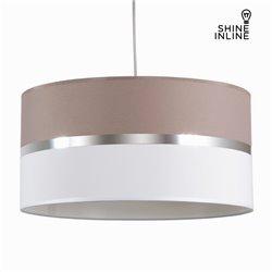 Plafoniera cenere e bianca by Shine Inline
