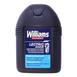 Lotion Pré-Rasage Lectric Williams (100 ml)