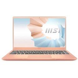 MSI Modern 14 B11SB-008ES Notebook Black 35.6 cm (14) 1920 x 1080 pixels Intel Core i7-11xxx 16 GB DDR4-SDRAM 9S7-14D214-008