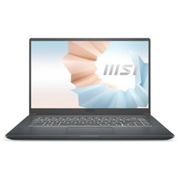 MSI Notebook Modern 15-011ES 15,6 i7-1165G7 16 GB RAM 1 TB Black
