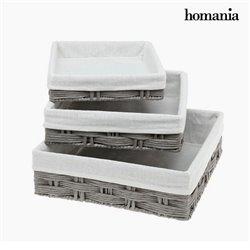 Conjunto de Cestos Homania 3029 (3 pcs)