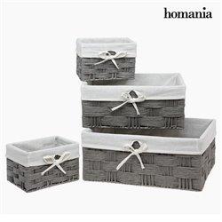 Korbsatz Homania 3067 (4 pcs)