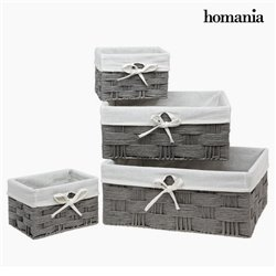 Lot de paniers Homania 3067 (4 pcs)