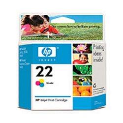 Cartuccia ad Inchiostro Originale Hewlett Packard C9352AE Tricolore