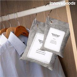 Set di Sacchetti per Purificare l'Aria con Carbone Attivo Bacoal InnovaGoods (pacco da 2)