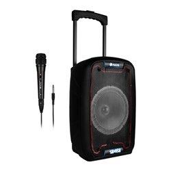 Altoparlante Bluetooth Portatile NGS WildSamba 30W Nero