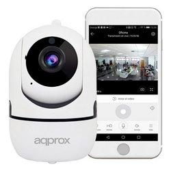 approx! IP Kamera APPIP360HDPRO 1080 px Weiß