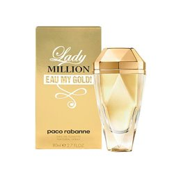 Profumo Donna Lady Million Eau My Gold! Paco Rabanne EDT 80 ml