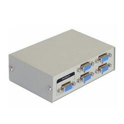 Commutatore VGA con 4 Porte DELOCK 87635