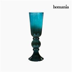 Vase Kristall (20 x 20 x 58 cm) - Pure Crystal Deco Kollektion by Homania