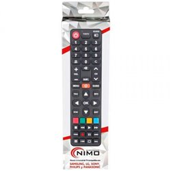 Telecomando Universale NIMO MAN3050 Nero