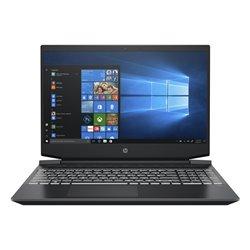 "Portatile Gaming HP 15-ec1015 15,6"" R7-4800H 8 GB RAM 512 GB SSD Nero"