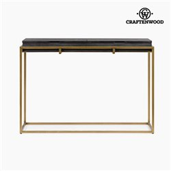 Console Mdf Bois de chêne (125 x 49 x 87 cm) - Collection Perfect by Craftenwood