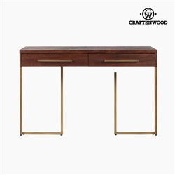 Console Mdf Bois d'acacia (120 x 45 x 15 cm) - Collection Perfect by Craftenwood