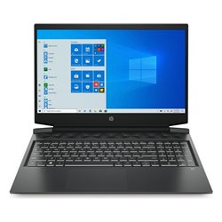 HP Ordinateur Portable 162H2EA 16.1 Intel i7-10750H 16 GB RAM 1TB SSD Noir