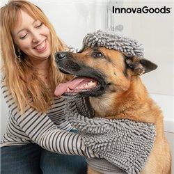 Asciugamano Super Assorbente per Animali Domestici InnovaGoods
