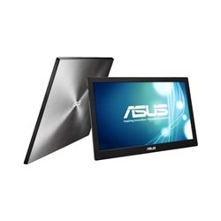 "Monitor Asus MB168B 15,6"" HD USB 3.0 Argento"