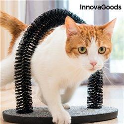 Rascador para Gatos y Arco Masajeador InnovaGoods