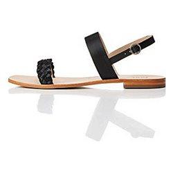 Sandali da Donna Nero EUR 41 (Refurbished A+)
