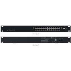 Router da Armadio UBIQUITI ES24-500W 24P GIGABIT