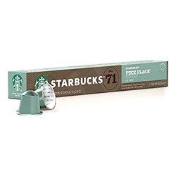 Capsule di caffè Starbucks Pike Place (10 uds)