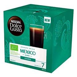 Confezione Nescafé Dolce Gusto Mexico Grande Mexico (12 uds)