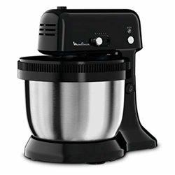 Robot da Cucina Moulinex QA110810 My Cake 4 l 300W Nero