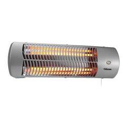 Tristar KA-5010 aquecedor Aquecedor elétrico de quartzo interior Inox 1200 W
