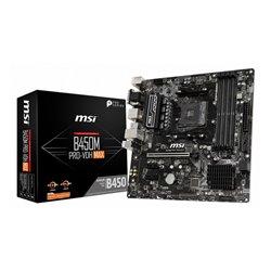 Scheda Madre MSI B450M-A Pro Max mATX DDR4 AM4