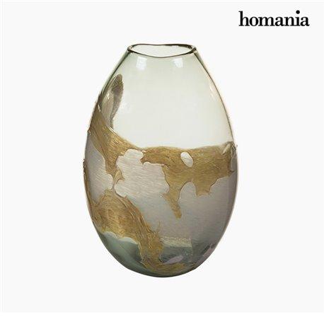 Vaso Cristal (20 x 13 x 28 cm) - Pure Crystal Deco Coleção by Homania