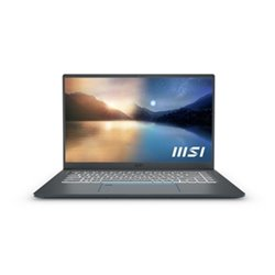 """Notebook MSI Prestige 9S7-16S611-018 15.6"""" Intel i7-1185G7 16 GB RAM 1TB SSD"""