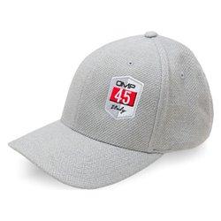 Cappello Sportivo OMP Flexfit 45 Grigio (Taglia L/XL)
